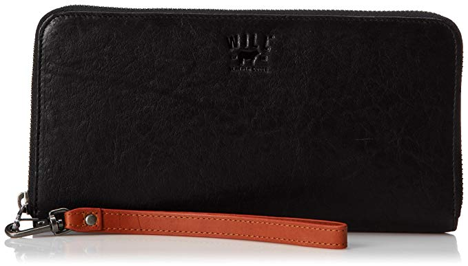 Will Leather Imogen Checkbook Clutch
