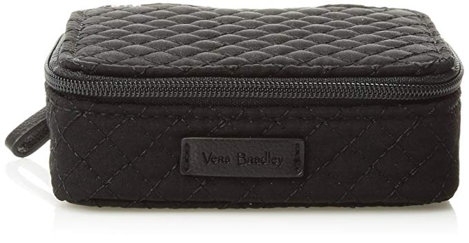 Vera Bradley Iconic Travel Pill Case, Microfiber