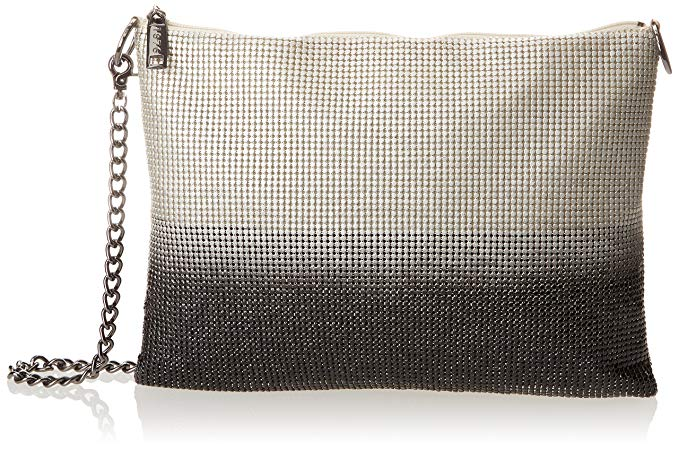 Whiting & Davis Metal Mesh Ombre Evening Bag
